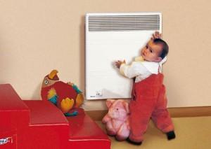 רדיאטור לחדר תינוק