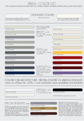 BREM Color Sytem תמונה