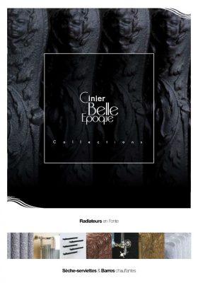 CINIER-BELLE-EPOQUE-2021-FR תמונת כריכה